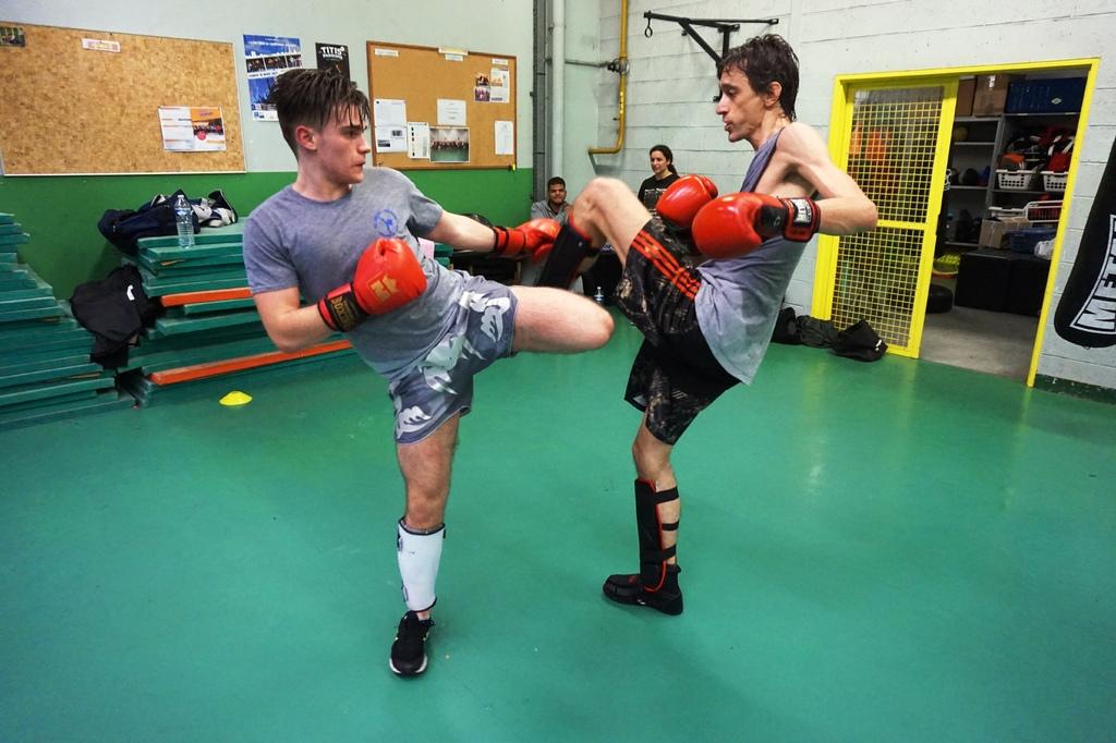 club boxe sannois