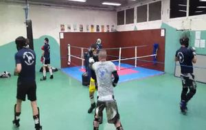 ASSAUT BOXE ANGLAISE SECTION CONFIRMES