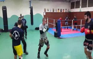 ASSAUT KICK-BOXING SECTION CONFIRMES